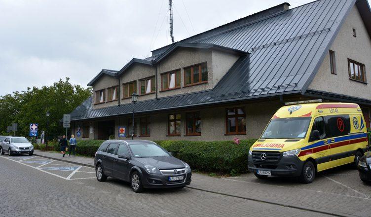 Przychodnia w Kazimierzu Dolnym